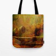 Urban Landscape  2 Tote Bag