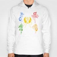 Sailor Scouts / Sailor Moon Hoody
