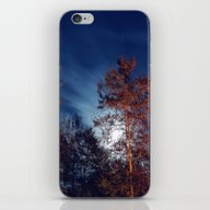 Moon Rising iPhone & iPod Skin