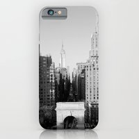 Washington Square Park iPhone 6 Slim Case