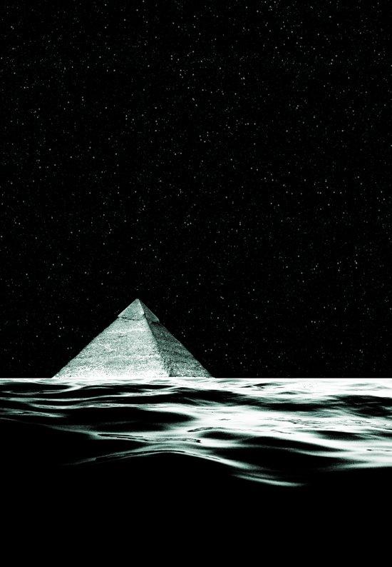 piramid song Art Print