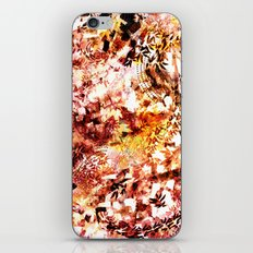 Emotions iPhone & iPod Skin