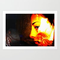 Emotions Within Art Print