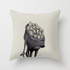 CHORUS MAN Throw Pillow