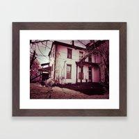 A Squatter's Paradise Framed Art Print