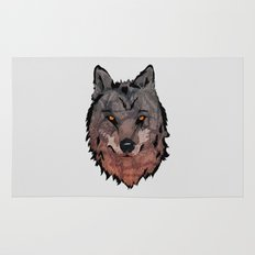 Wolf Mother Rug