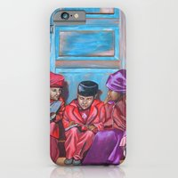 iPhone & iPod Case featuring Muslim Children by Annette Jimerson