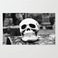 Graveyard Horror Rug