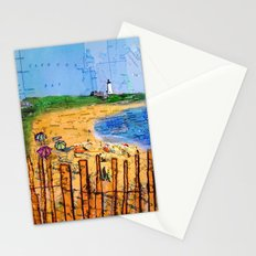 Summer down the Cape Stationery Cards