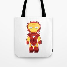 Chibi Iron Man Tote Bag