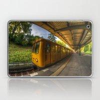 Yellow Train Laptop & iPad Skin