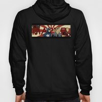 The Avengers forgot Spiderman Hoody