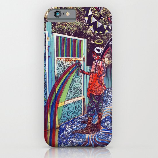 Psychoactive Bear 4 iPhone & iPod Case