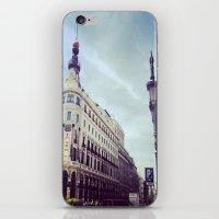Madrid iPhone & iPod Skin