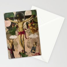 Saints Collection -- re-birth Stationery Cards