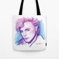 Darling David Tote Bag
