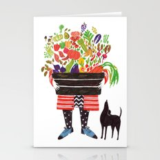 Groceries Stationery Cards
