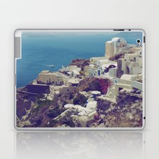 Oia from afar  Laptop & iPad Skin