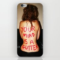 Your Mind iPhone & iPod Skin