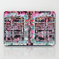 Scrambled iPad Case