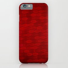 Red Pattern iPhone 6s Slim Case