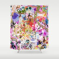 Party Girl 2 Shower Curtain