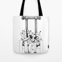 Love (one Hand To Caress… Tote Bag