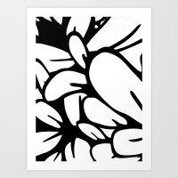 Macro Art Print