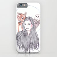 Forest Allies iPhone 6 Slim Case