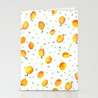 Mango Season Stationery Cards
