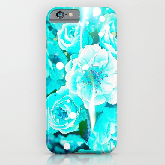 THE ENERGY OF FLOWERS iPhone & iPod Case