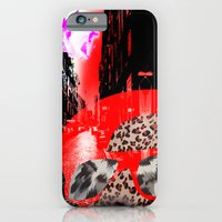 looking at a little pink city angel iPhone 6 Slim Case