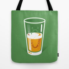 Pessimistic Optimist Tote Bag