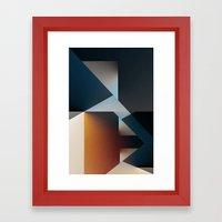 Disjointed Framed Art Print