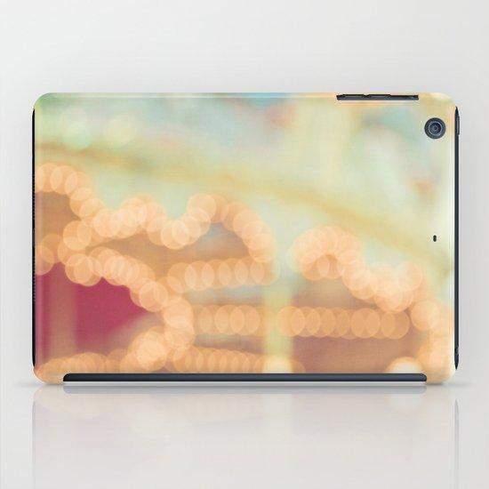Carousel Dreams iPad Case