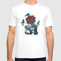 Fructum Caput Mens Fitted Tee White SMALL