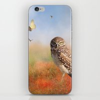 In The Poppy Field iPhone & iPod Skin