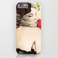 Lucy In Flower Fields iPhone 6 Slim Case