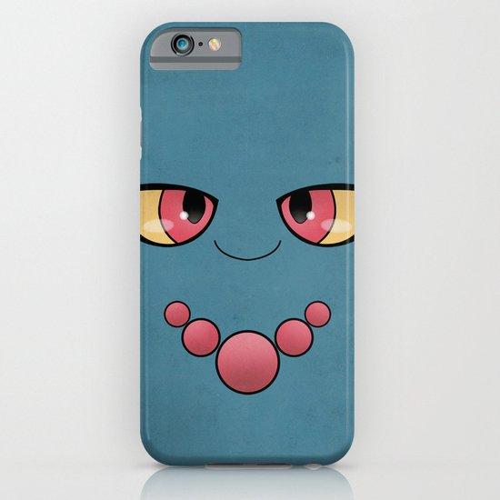 #200 Misdreavus - Pokemon Poster Second Generation iPhone & iPod Case