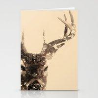 Cervus (Classic Version) Stationery Cards