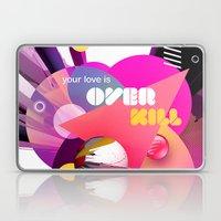 Overkill Laptop & iPad Skin