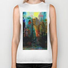 A moment in your city Biker Tank