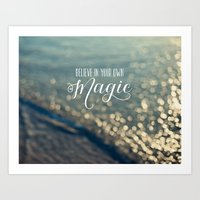 Magic #2 Art Print