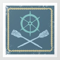 Nautical! Art Print