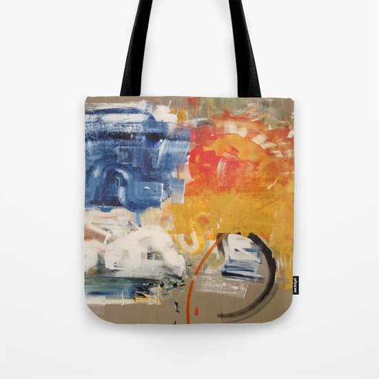 RISING SON Tote Bag