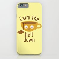 Anxietea iPhone 6 Slim Case