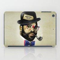 MISTER TEA iPad Case