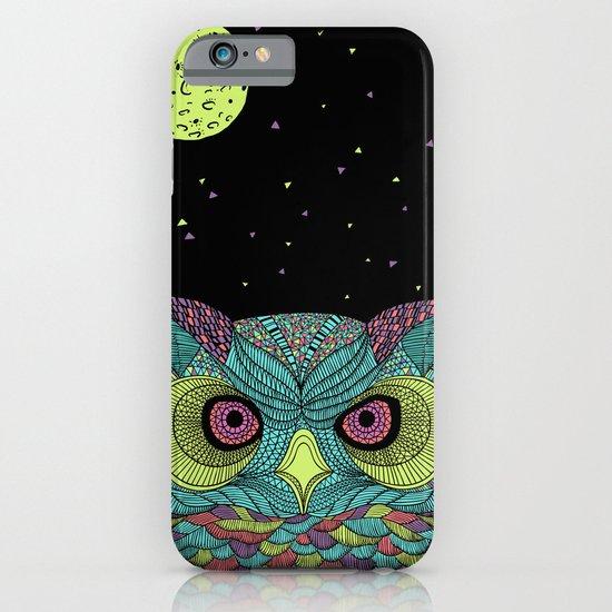 The Mystique Owl iPhone & iPod Case