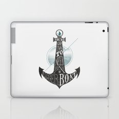 You're going to need a bigger boat Laptop & iPad Skin