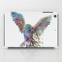 Geometric Owl iPad Case
